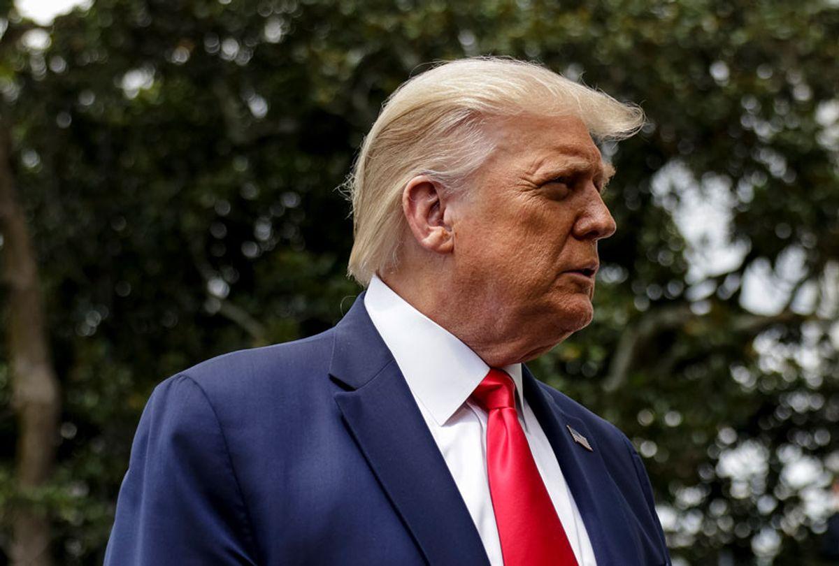 U.S. President Donald Trump (Samuel Corum/Getty Images)