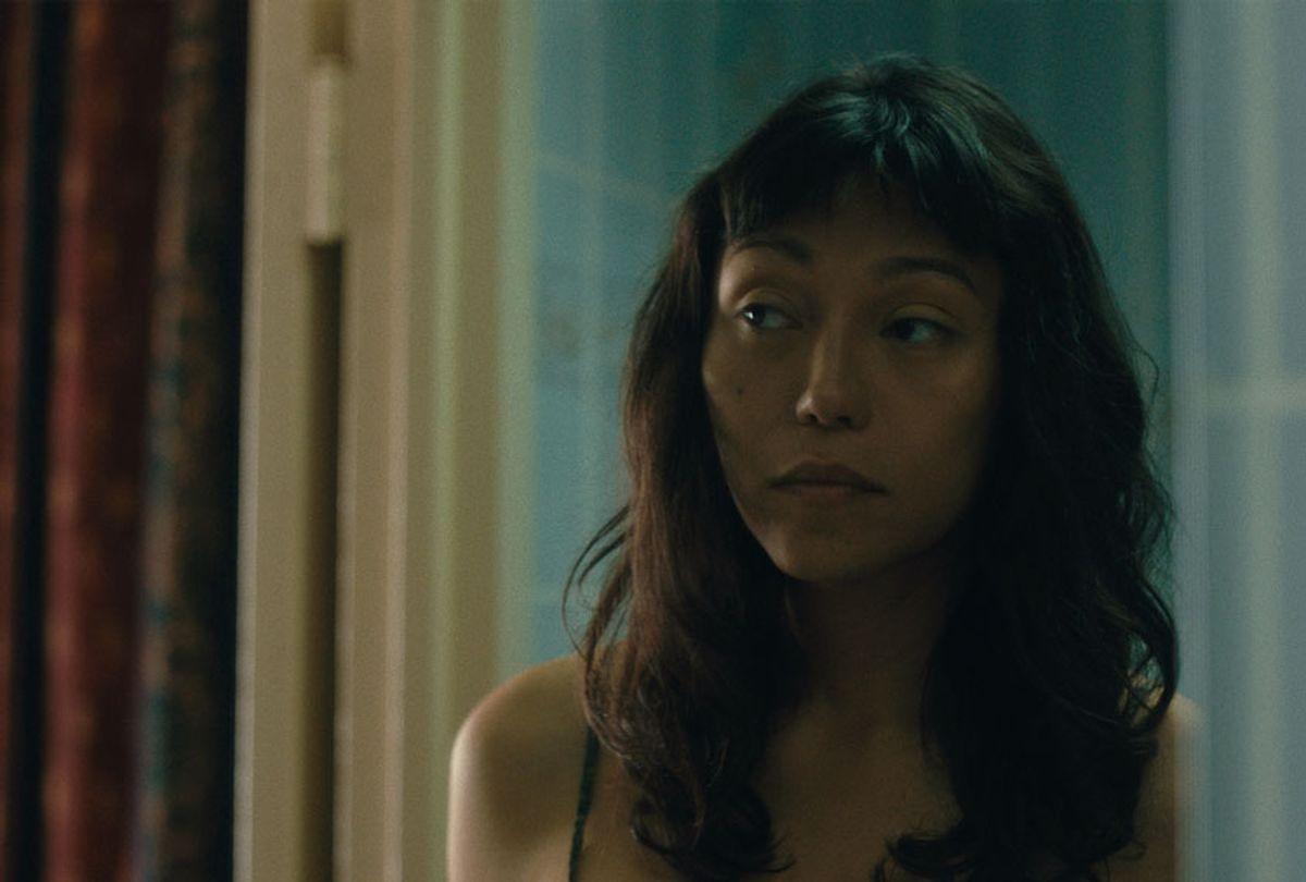 "Isobel Sandoval in ""Lingua Franca"" (Array)"