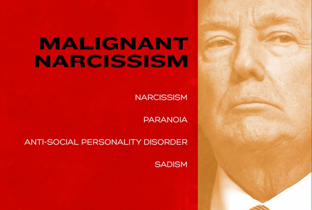 #Unfit: The Psychology of Donald Trump (Photo illustration by #Unfit/Getty Images)