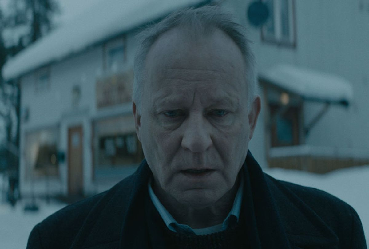 """Stellan Skarsgard in """"Out Stealing Horses"""" (Magnolia Pictures)"""