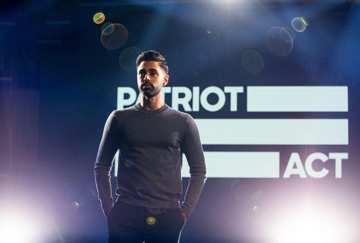 """""""Patriot Act With Hasan Minhaj"""" (Netflix)"""