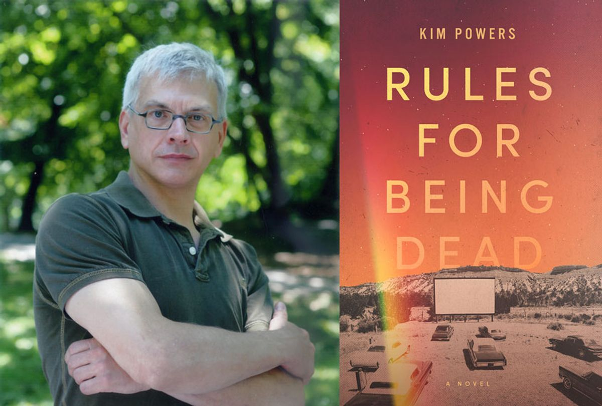 Rules For Being Dead by Kim Powers (Blair Publishing/George Paul/Salon)