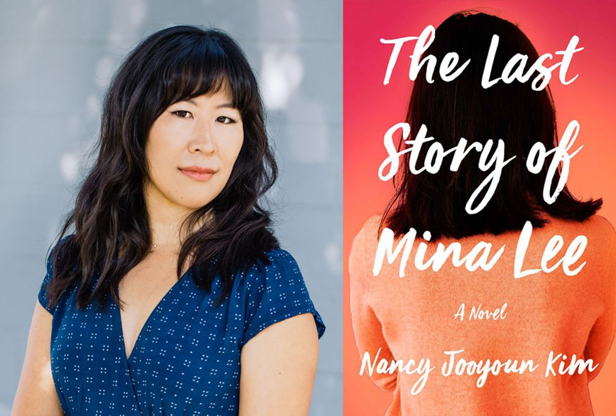 The Last Story Of Mina Lee by Nancy Jooyoun Kim (Photo illustration by Salon/ Portrait and cover provided courtesy of publicist)