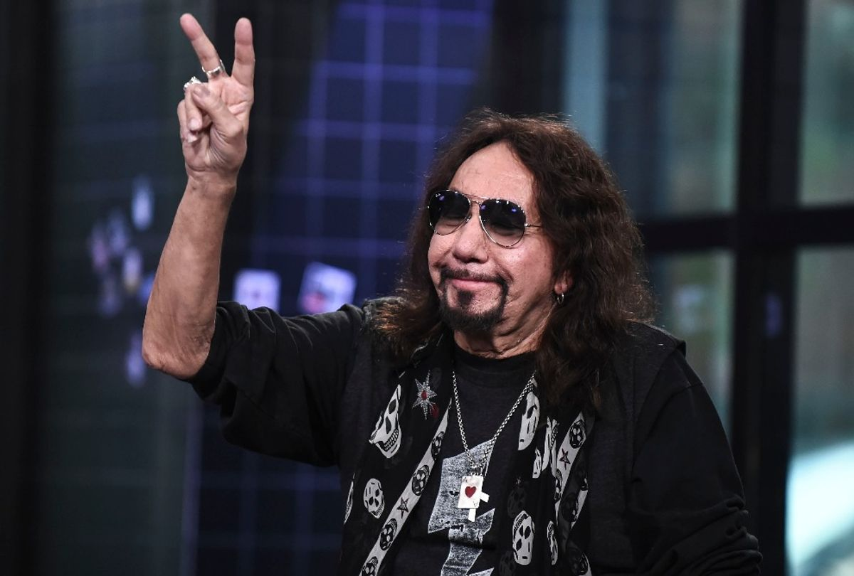 Ace Frehley, co-founding member of the band Kiss (aniel Zuchnik/Getty Images)