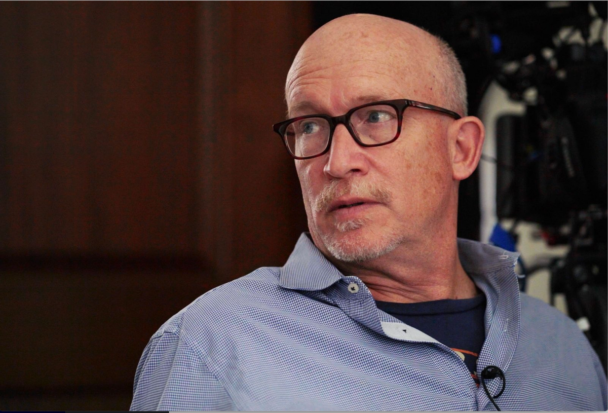 """Director Alex Gibney for HBO's """"Agents of Chaos"""" (HBO)"""