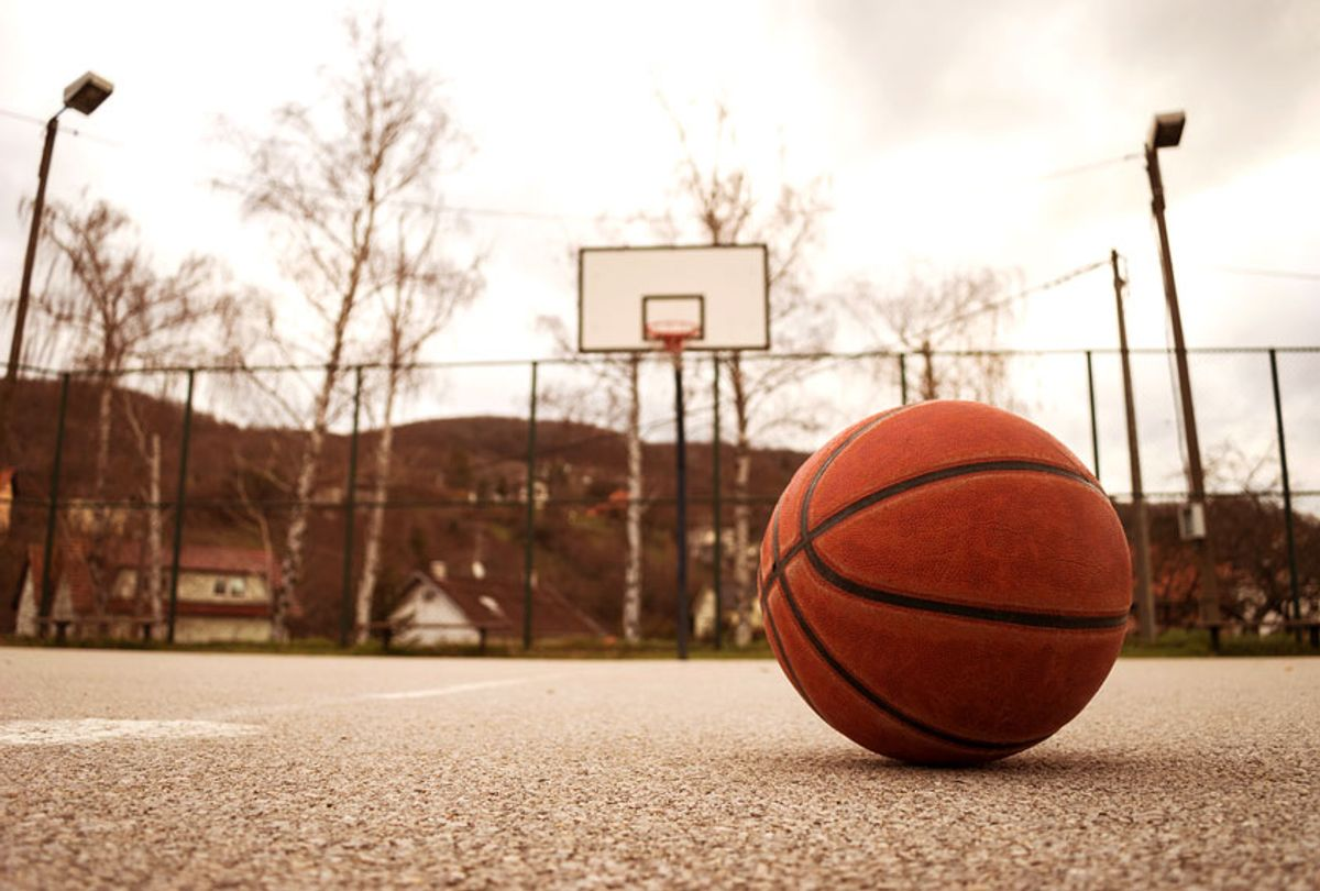 Basketball Court (Getty Images)