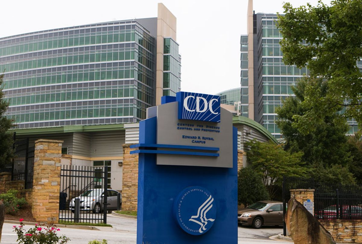 Exterior of the Center for Disease Control (CDC) headquarters (Jessica McGowan/Getty Images)
