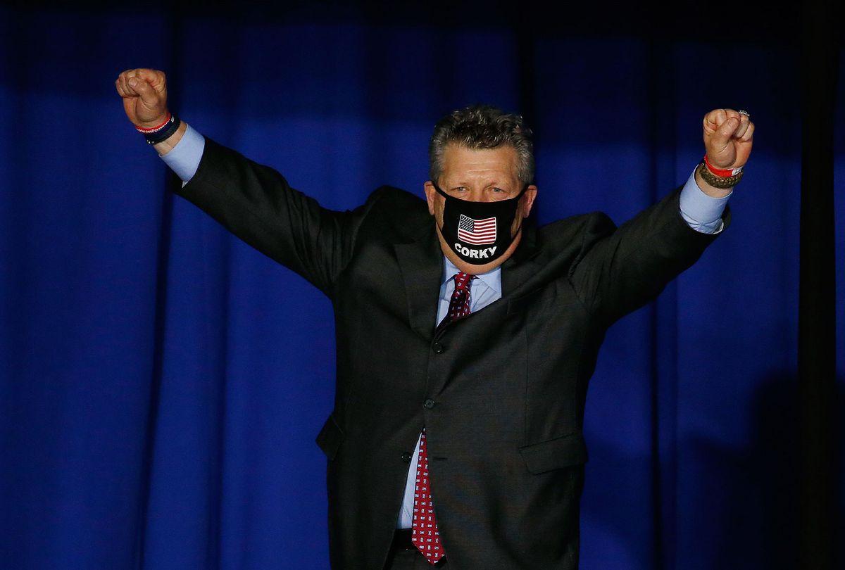 Bryant Corky Messner (Jessica Rinaldi/The Boston Globe via Getty Images)