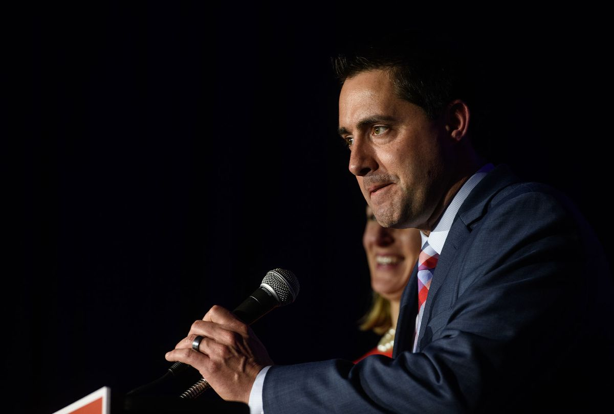 Ohio Sec. of State Frank LaRose (Justin Merriman/Getty Images)