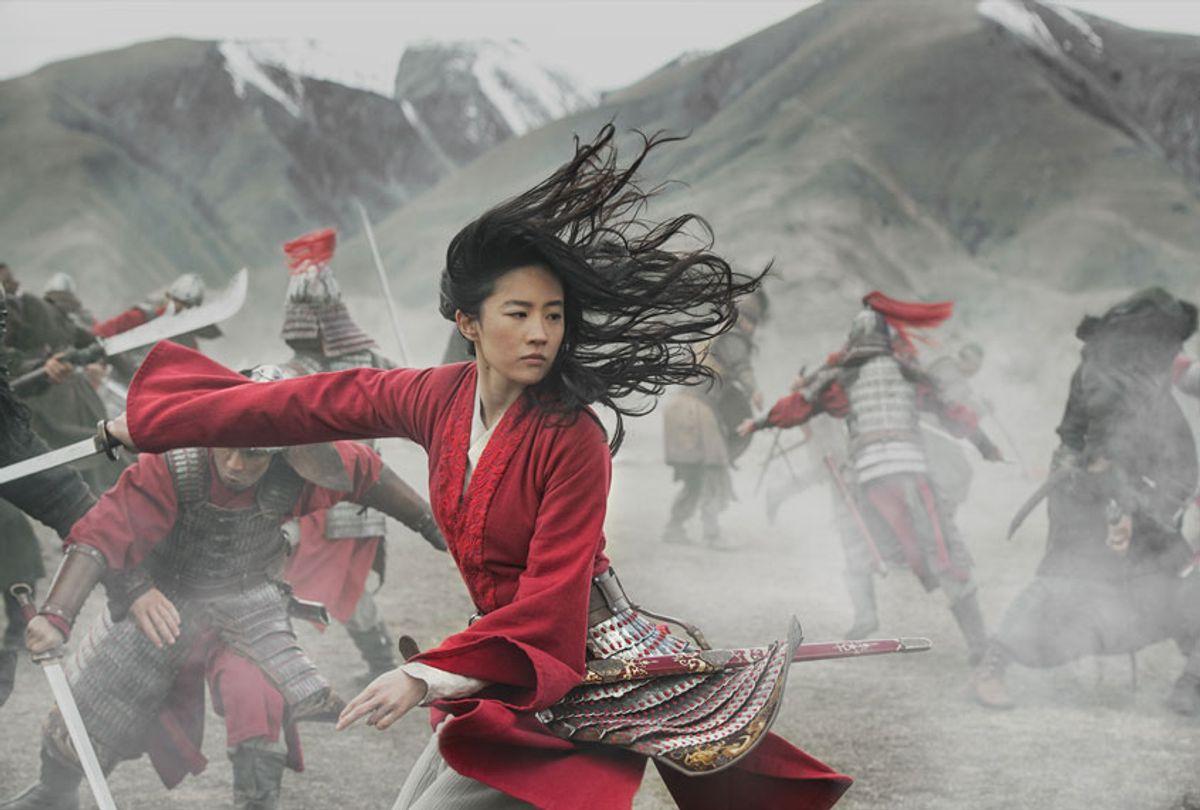 """Yifei Liu in """"Mulan"""" (Disney)"""