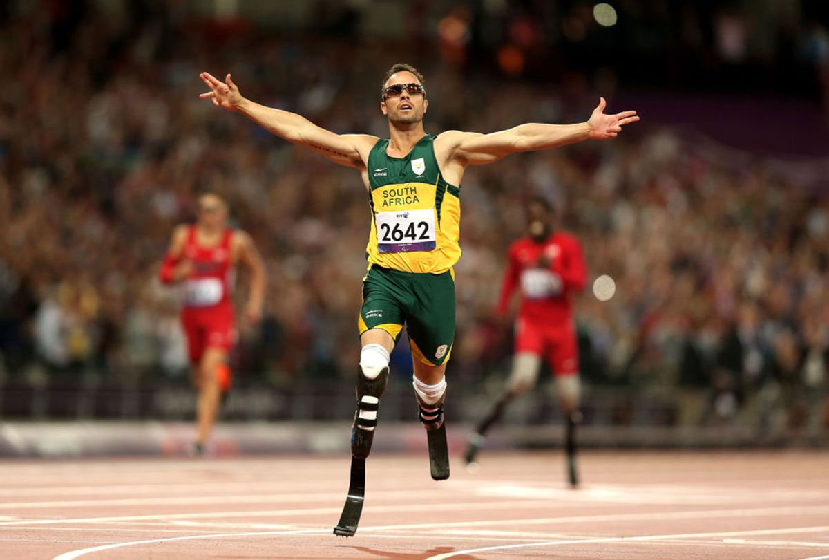 Oscar Pistorius (Bryn Lennon /Getty Images)