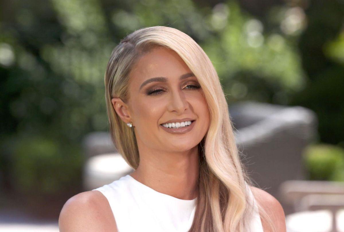 Paris Hilton (CBS This Morning)