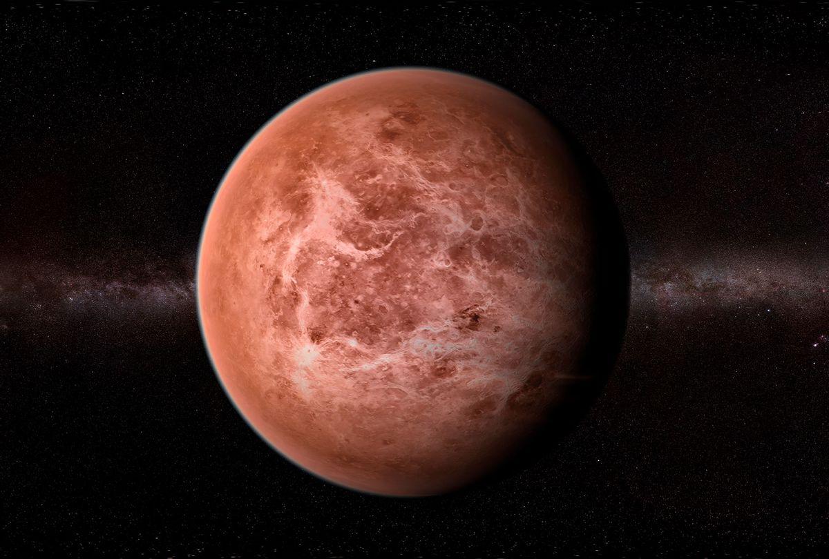 Planet Venus (Getty Images)