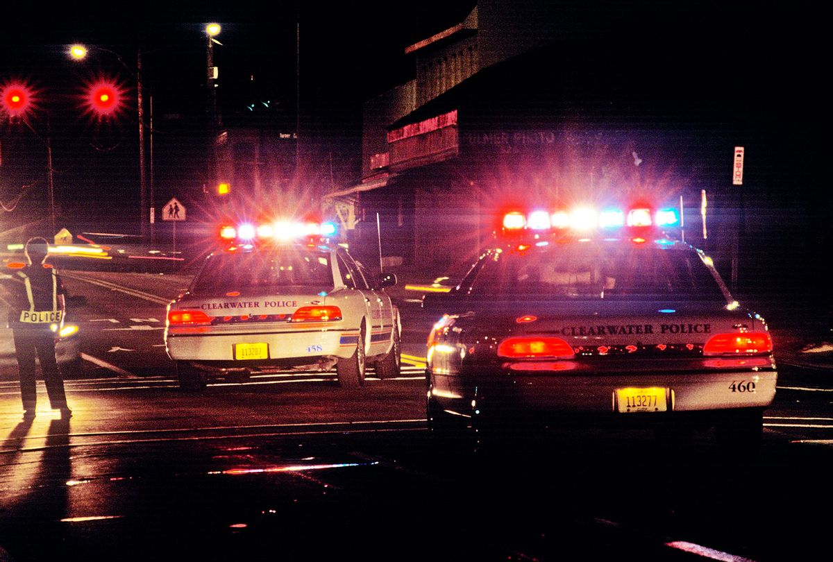 Police Vehicles (Joe Sohm/Visions of America/Universal Images Group via Getty Images)