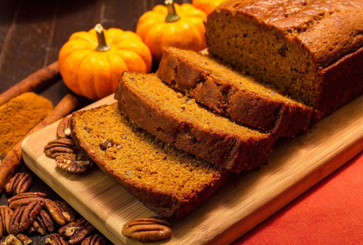 Pumpkin Bread (Getty Images)