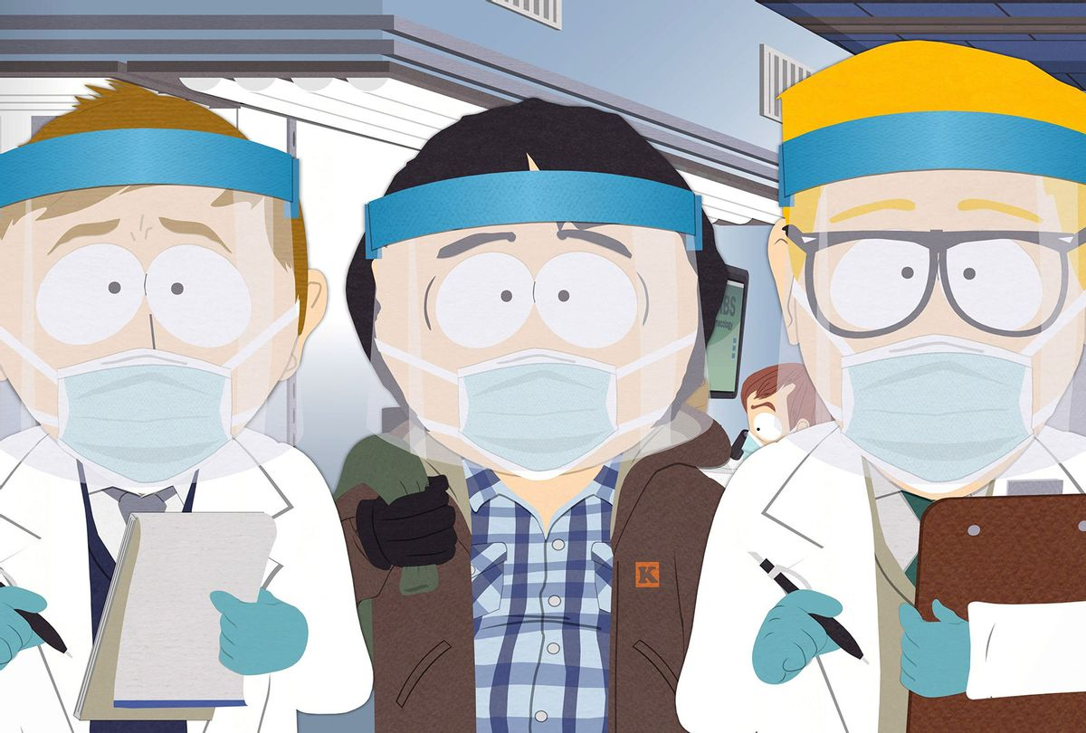 South Park Pandemic Special (Comedy Central)