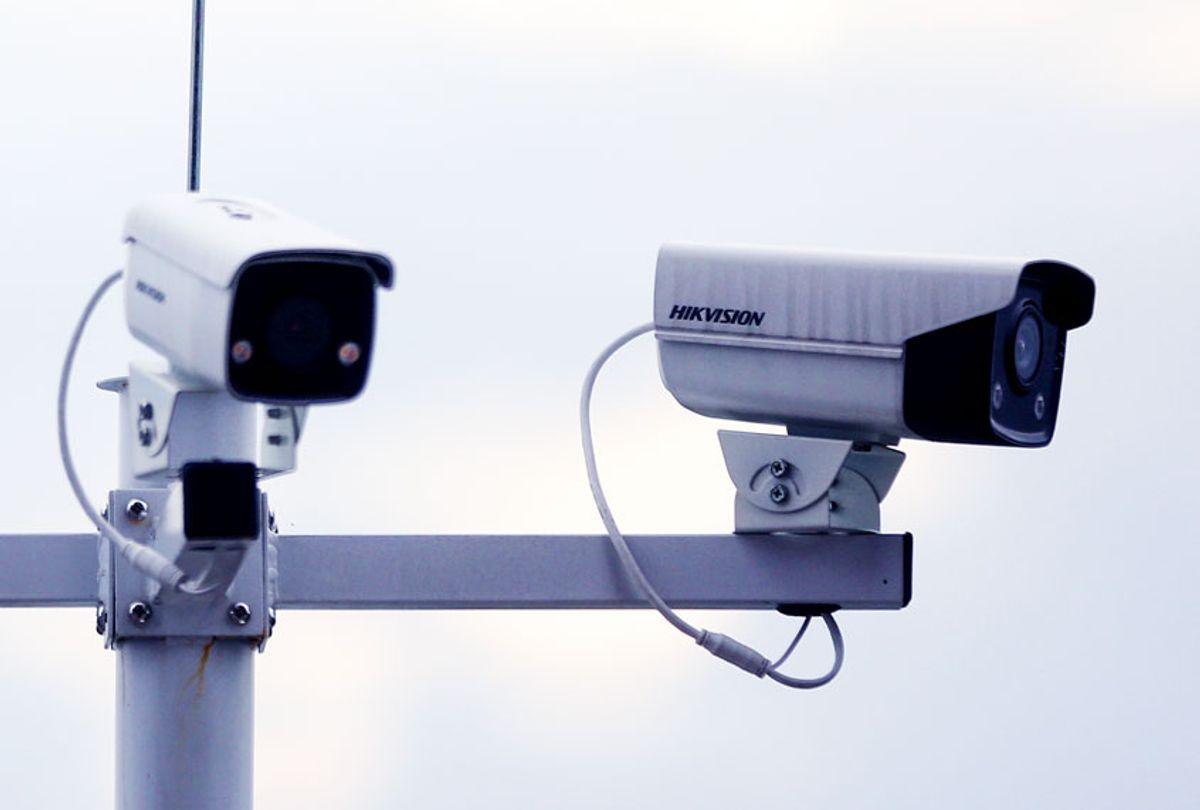 Surveillance cameras (VCG/Getty Images)
