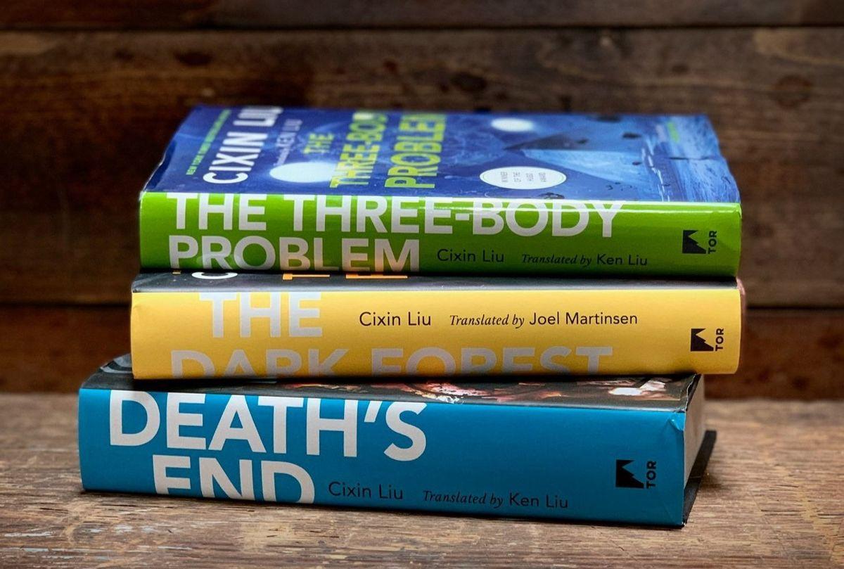 """The Three-Body Problem"" books by Liu Cixin (Netflix)"