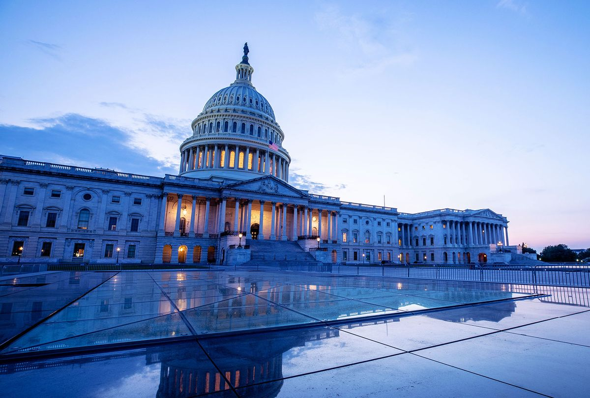 US Capitol Building in Washington DC  (Getty Images)