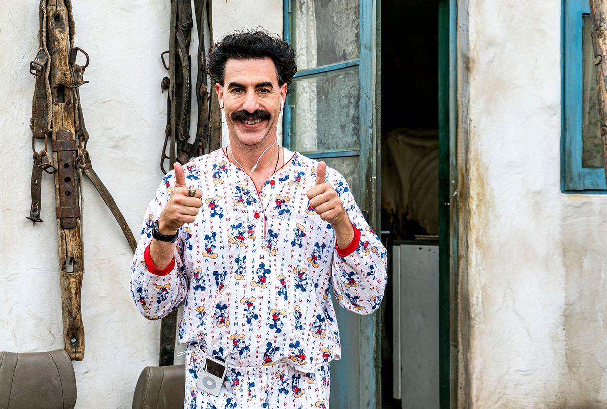 Borat Subsequent Moviefilm (Amazon Studios/EPK)