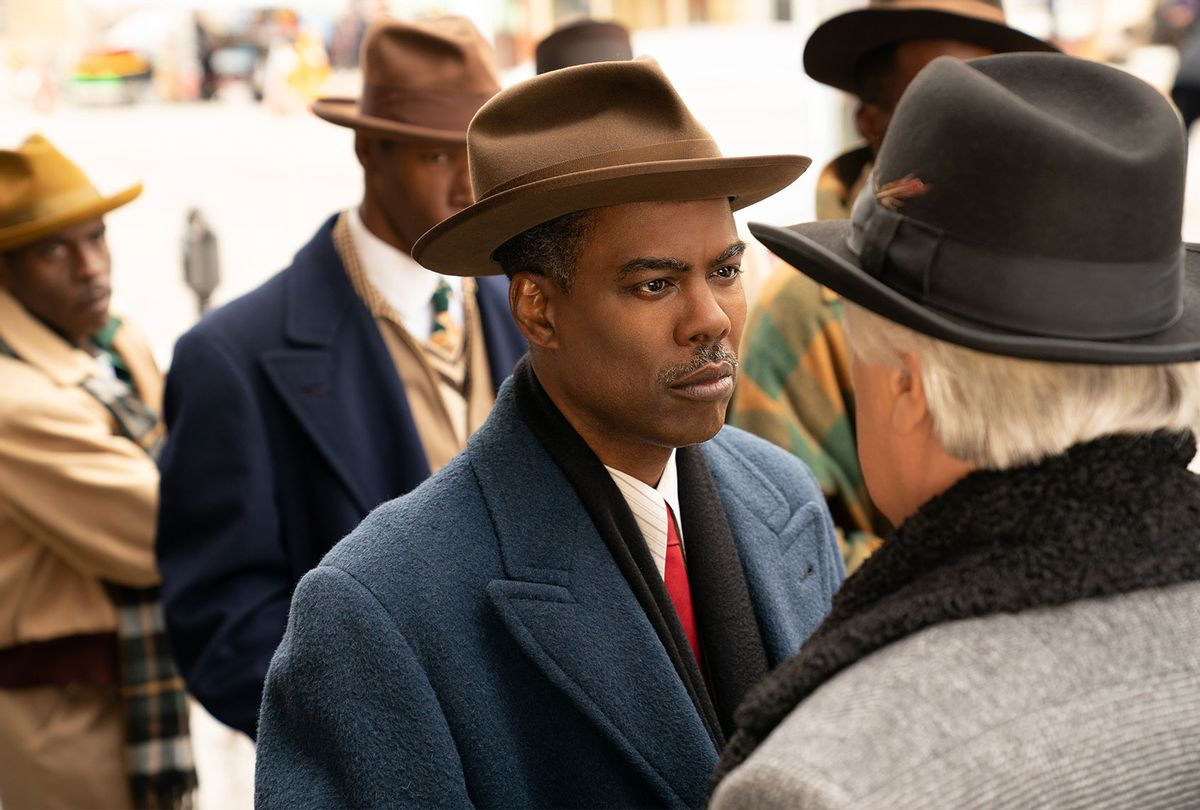 "Chris Rock as Loy Cannon on ""Fargo"" (Elizabeth Morris/FX)"