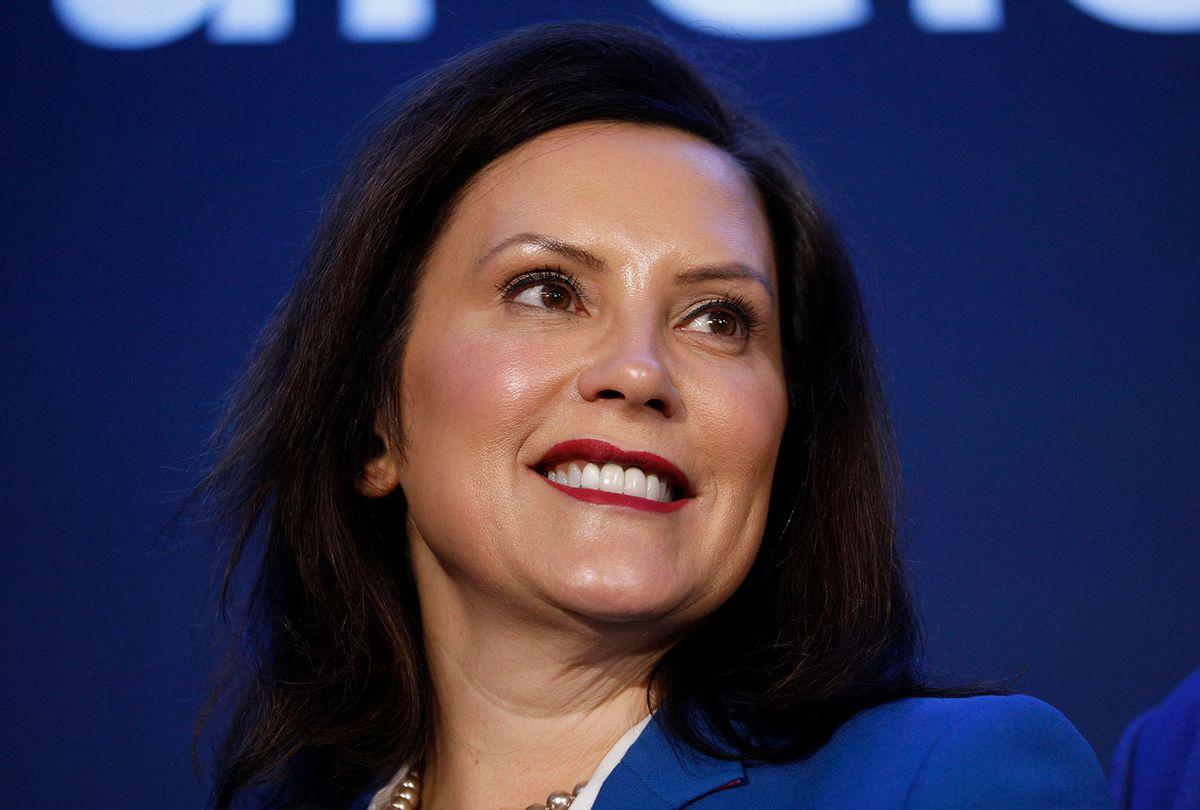Michigan Gov. Gretchen Whitmer (Bill Pugliano/Getty Images)