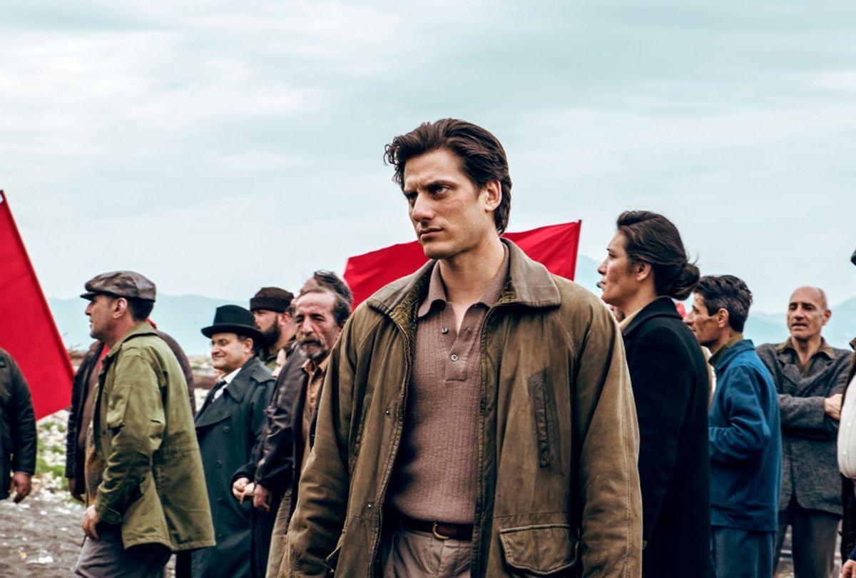 "Luca Marinelli in ""Martin Eden"" (The Match Factory/ Kino Lorber)"