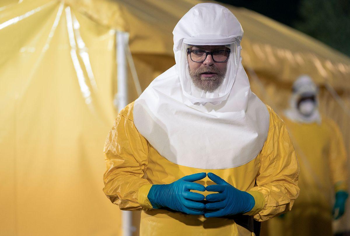 Rainn Wilson as Dr. Michael Stearns (Amazon Studios/EPK)
