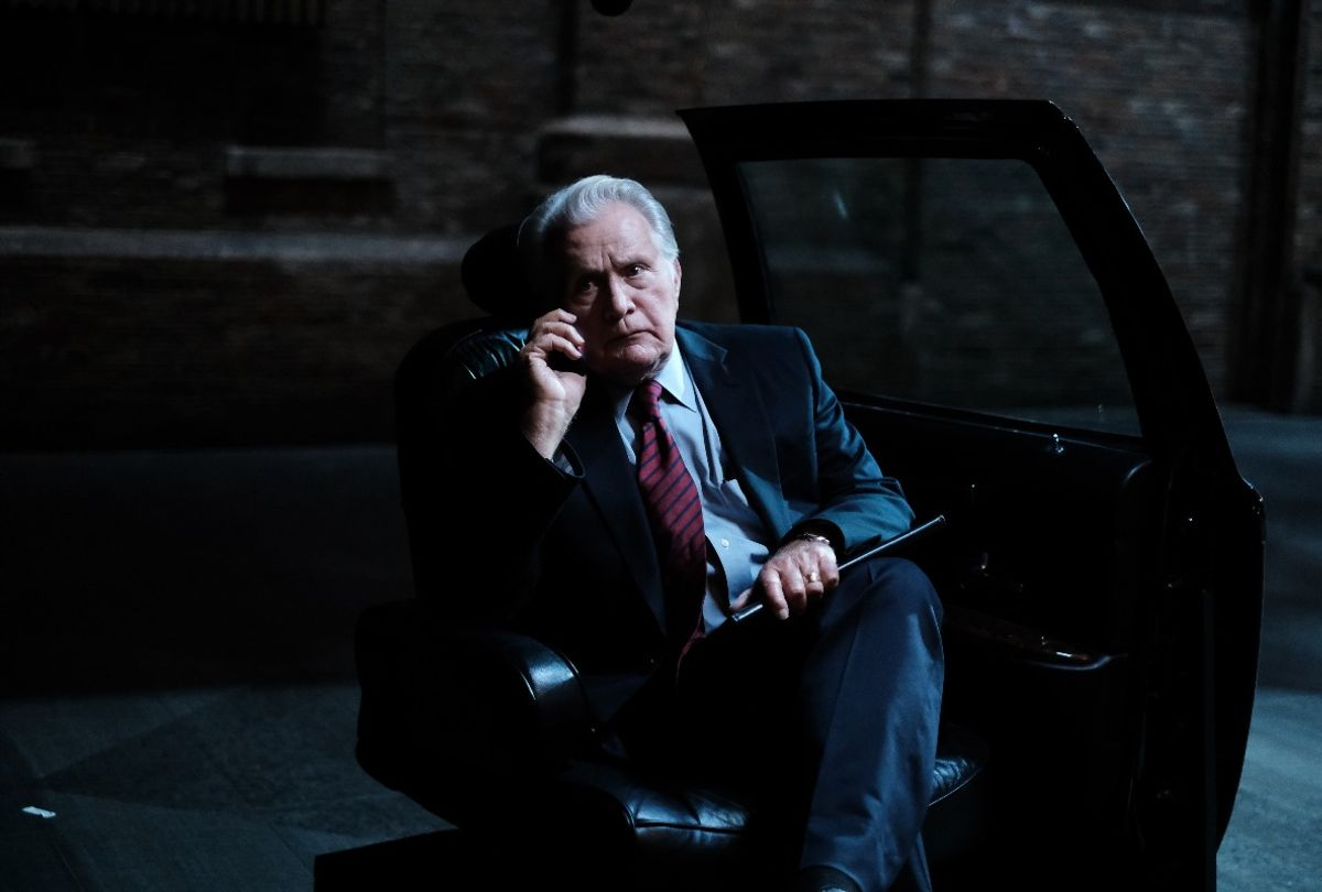 """Martin Sheen in """"A West Wing Special to Benefit When We All Vote"""" (HBO Max / Eddy Chen)"""