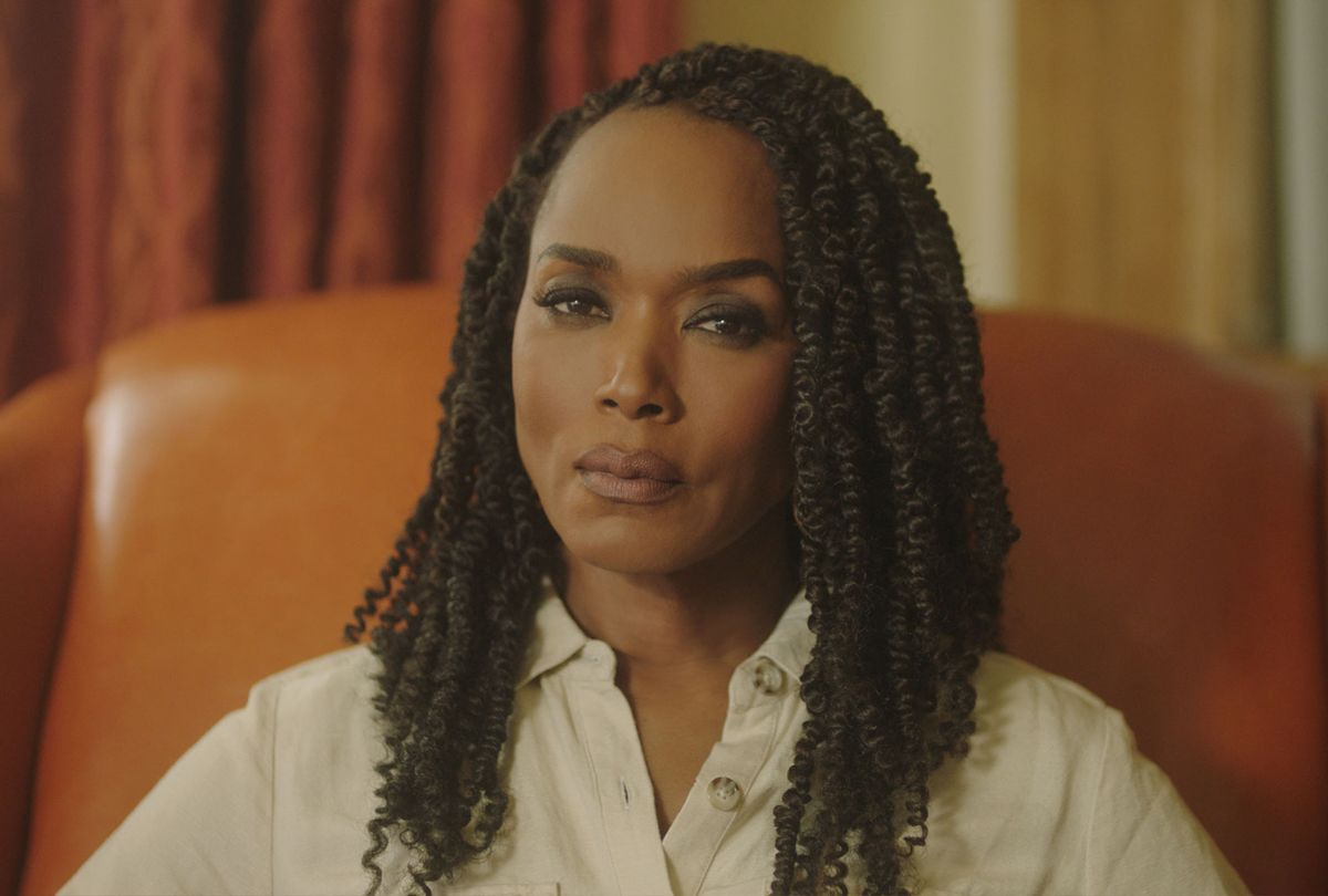 """Angela Bassett in """"Between the World and Me"""" (HBO)"""