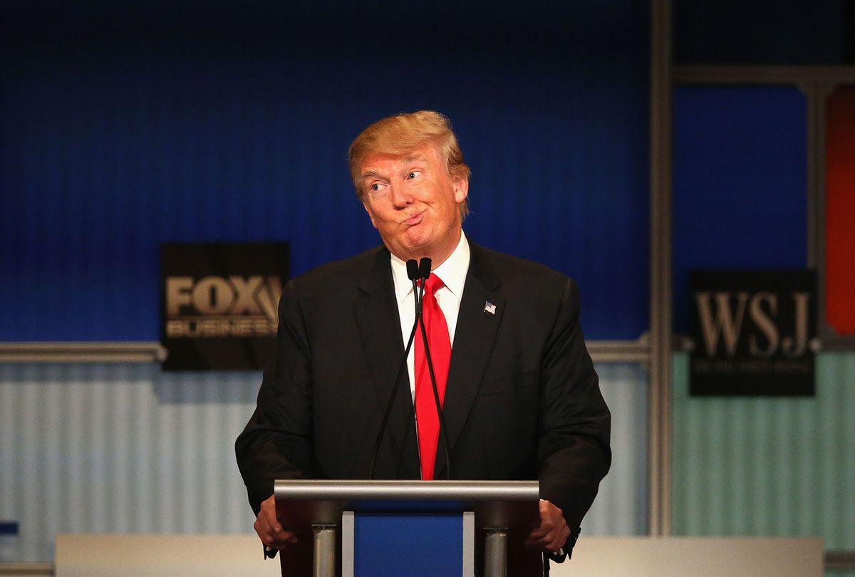 Donald Trump (Scott Olson/Getty Images)