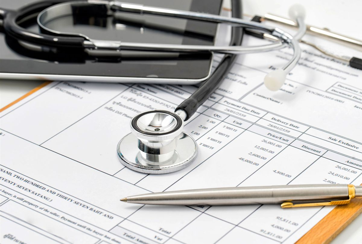 Medical Billing (Getty Images)