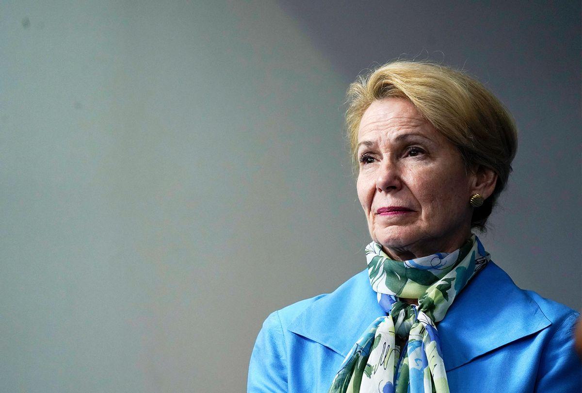 Deborah Birx (Drew Angerer/Getty Images)