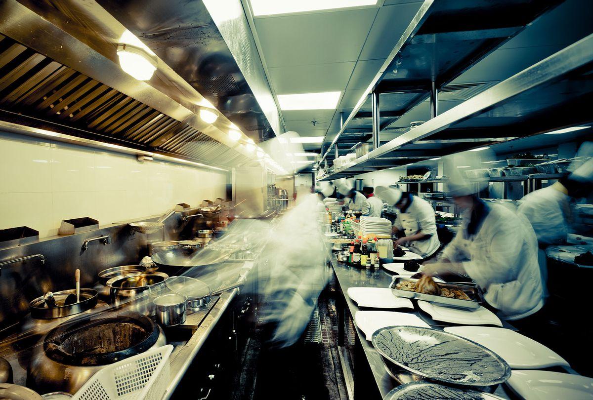 Restaurant Kitchen (Getty Images)