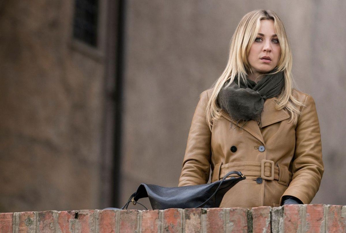 """Kaley Cuoco in """"The Flight Attendant"""" Season 1 finale (Colin Hutton/HBO Max)"""