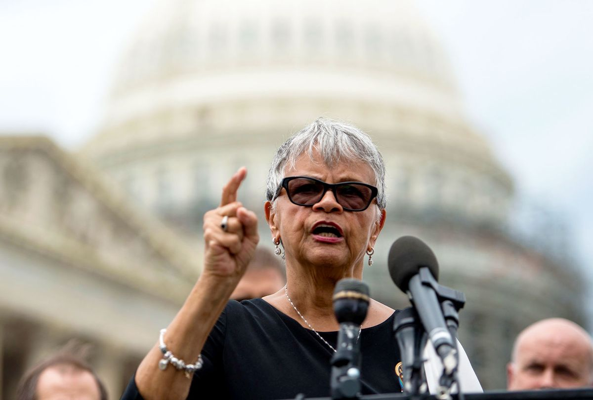 Congresswoman has COVID-19 after Capitol riot