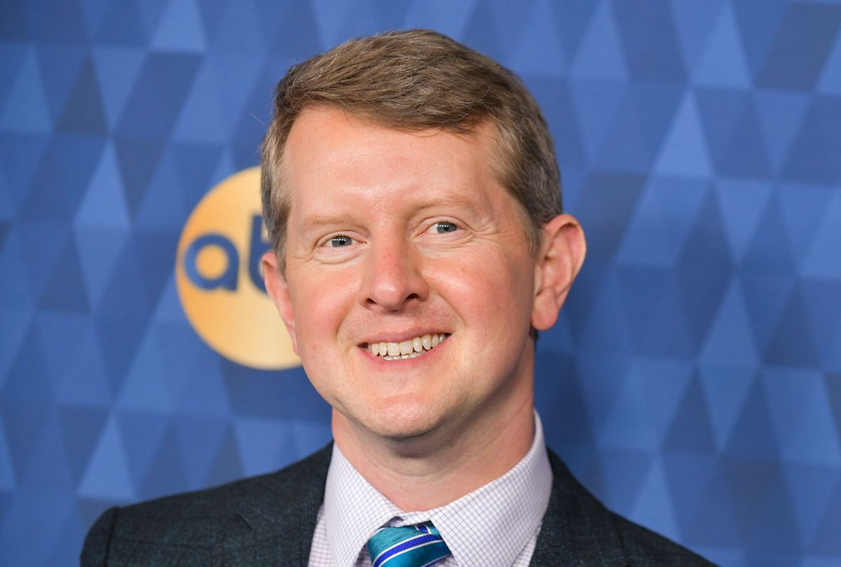 Ken Jennings attends the ABC Television's Winter Press Tour 2020 at The Langham Huntington, Pasadena on January 08, 2020 in Pasadena, California. (Rodin Eckenroth/WireImage)