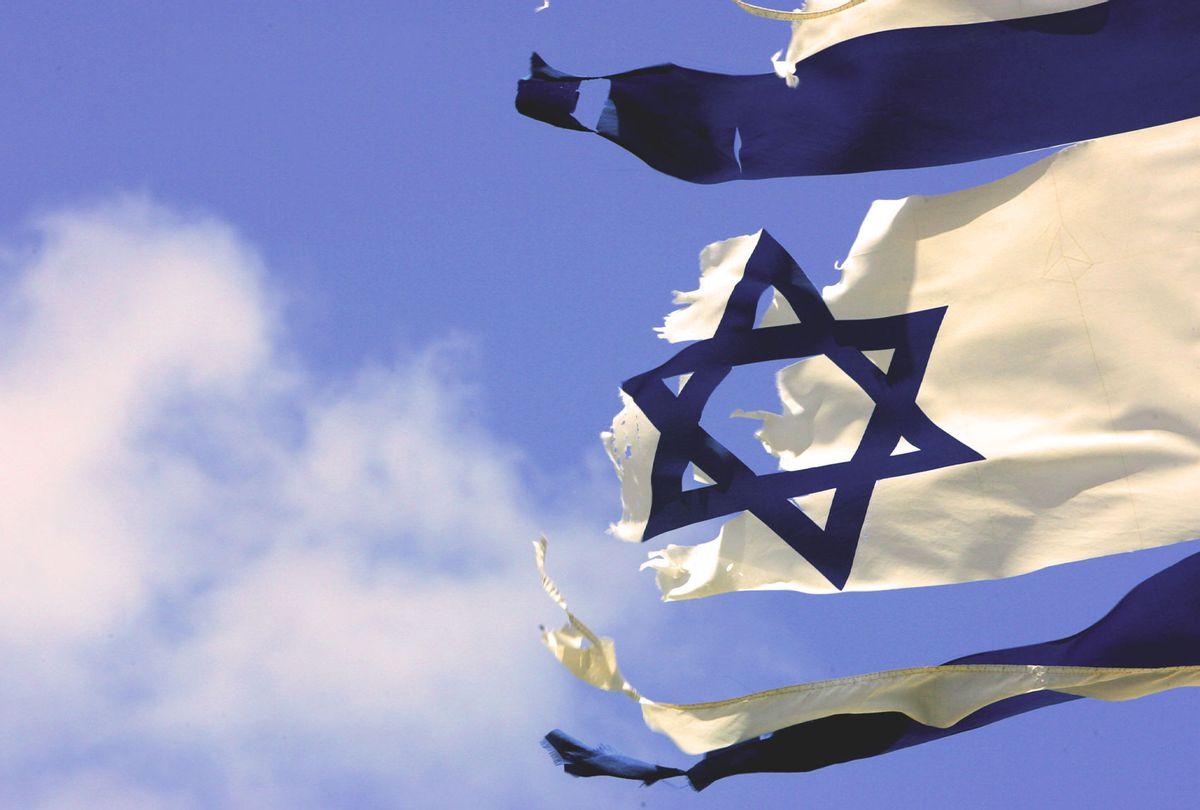 Israeli flag (Getty Images)