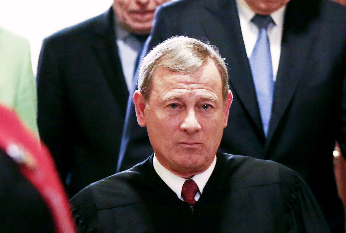 Supreme Court Chief Justice John Roberts (Mario Tama/Getty Images)