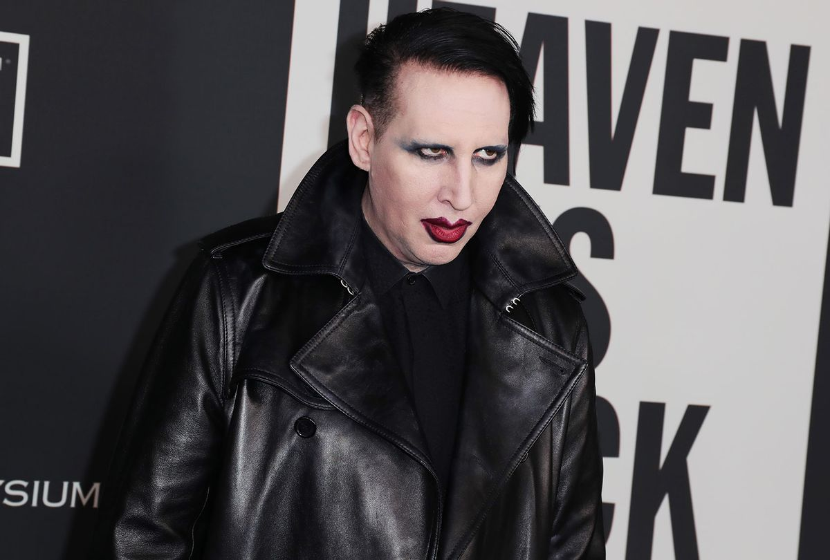 Marilyn Manson Loses TV Gigs After Abuse Allegations, Label Drop