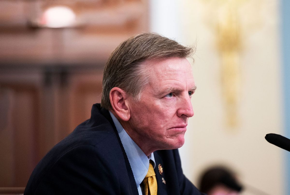 Rep. Paul Gosar, R-Ariz. (Bill Clark-Pool/Getty Images)