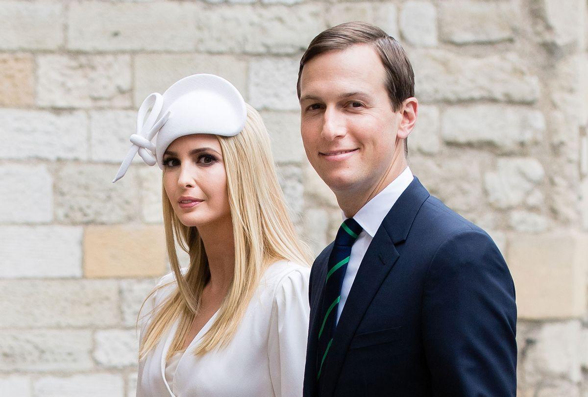 Jared Kushner and Ivanka Trump (Samir Hussein/Samir Hussein/WireImage via Getty Images)