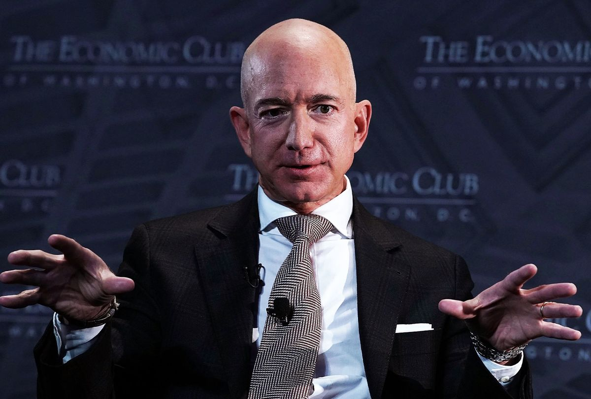 CEO and founder of Amazon Jeff Bezos (Alex Wong/Getty Images)