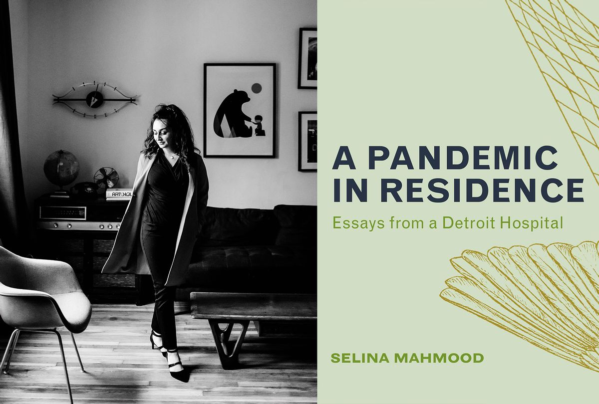 A Pandemic In Residence by Selina Mahmood (Photo illustration by Salon/Justine Castle Photography/Belt Publishing)