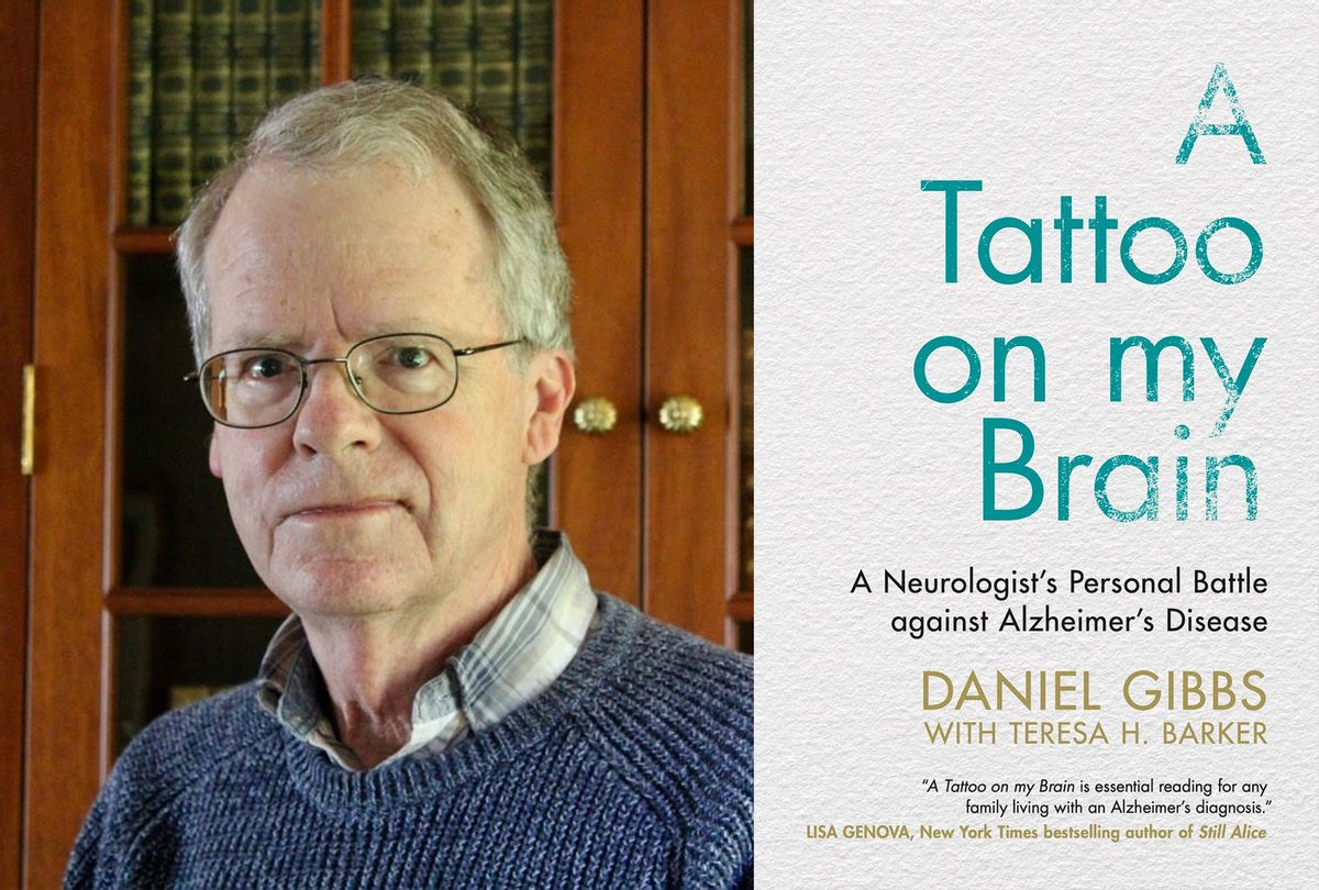 A Tattoo On My Brain by Daniel Gibbs (Photo illustration by Salon/Lois Seed/Cambridge University Press)