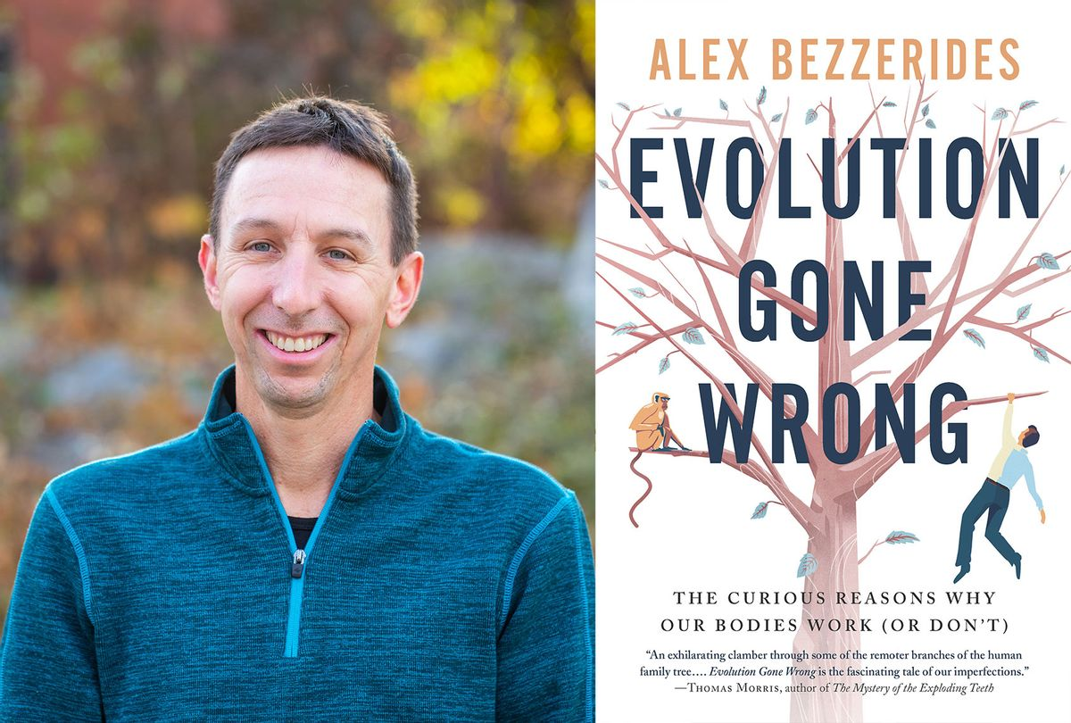 Evolution Gone Wrong by Alexander Bezzerides (Photo illustration by Salon/Hanover Square Press/Kevin Grote)