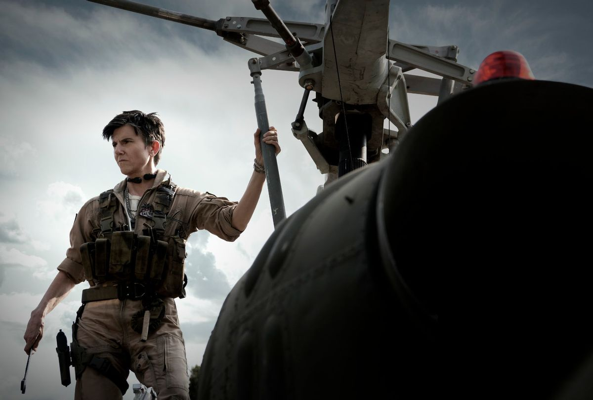 """Tig Notaro in """"Army of the Dead"""" (Netflix)"""