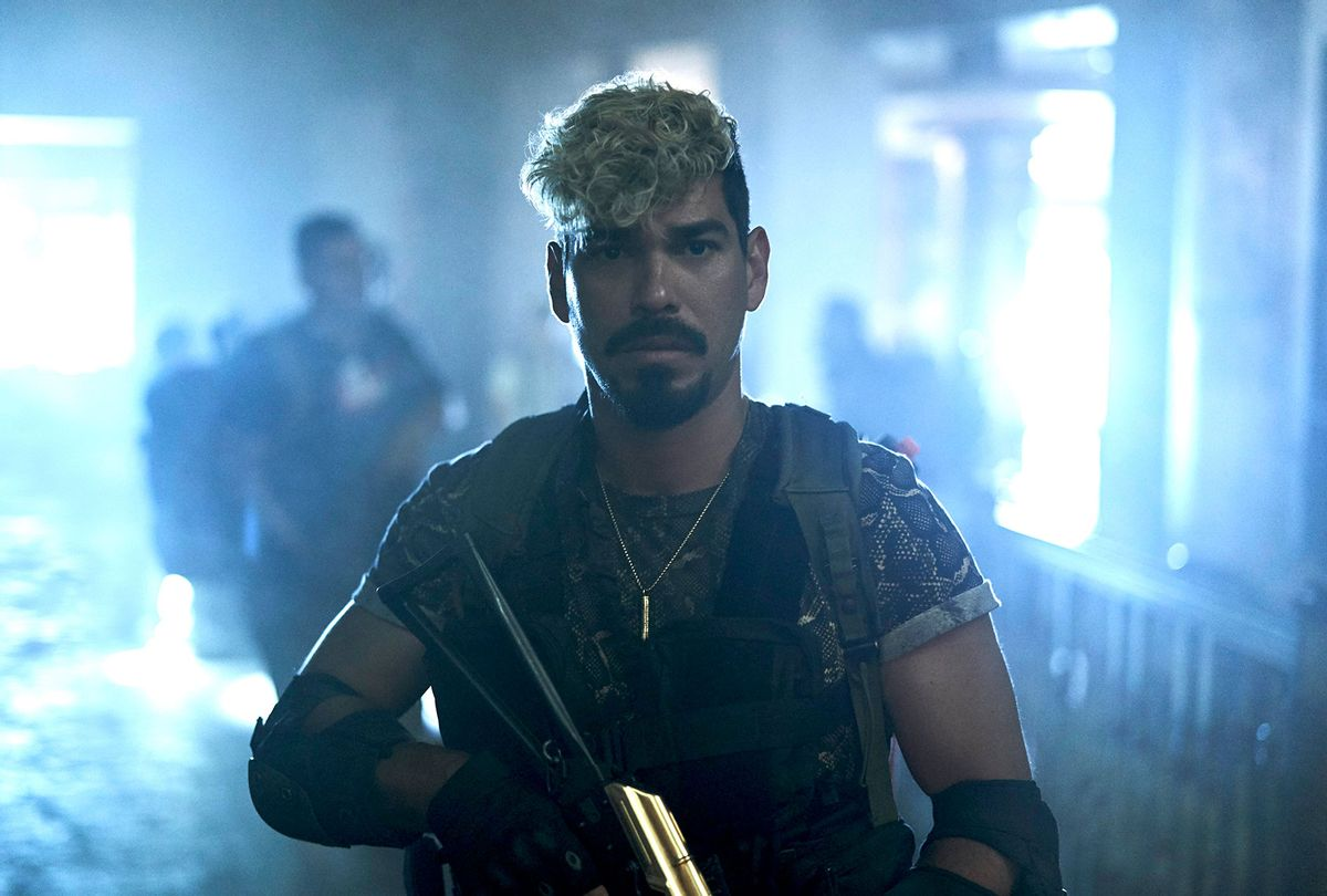 """Raul Castillo in """"Army of the Dead"""" (Netflix)"""
