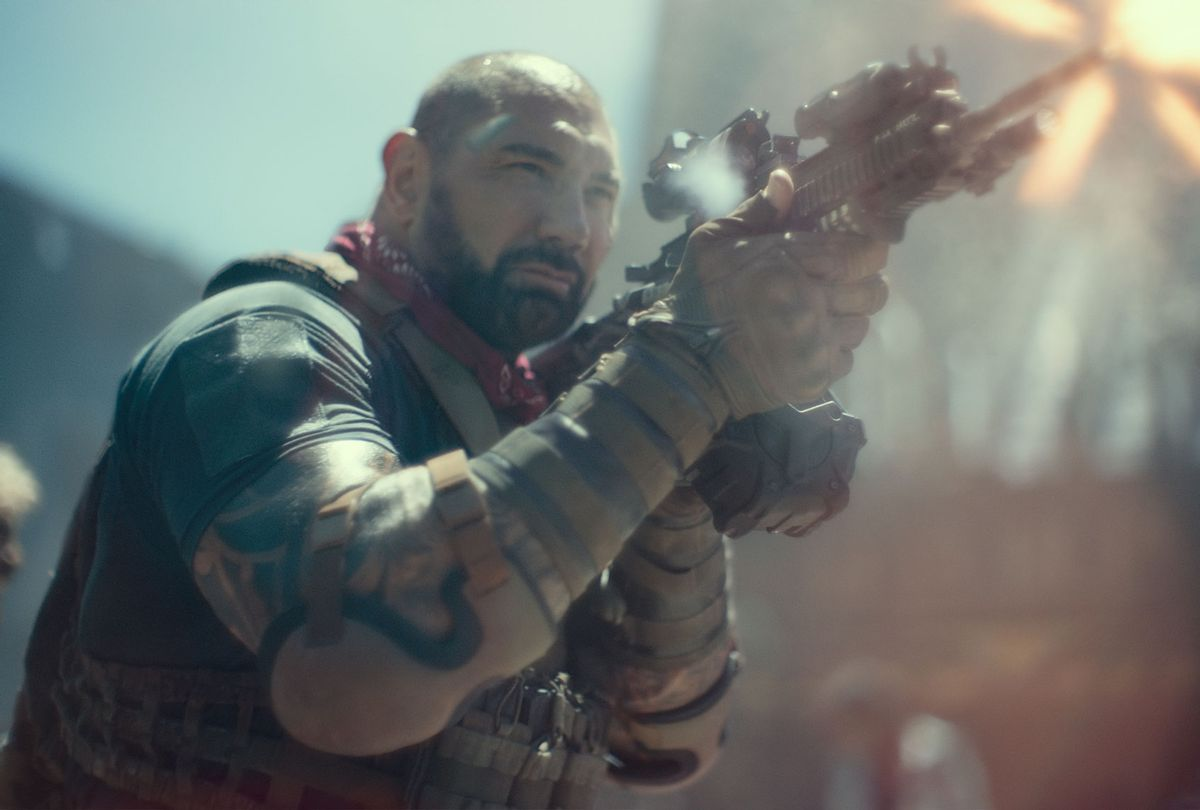 """Dave Bautista in """"Army of the Dead"""" (Netflix)"""