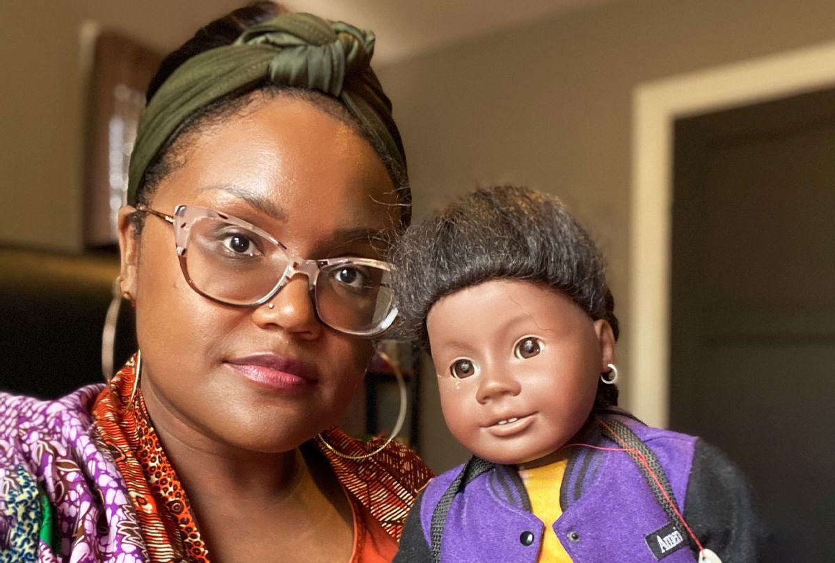 Ashleé and Addy (Photo provided by Ashleé Clark)